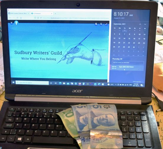 Is Spending $30.00 For Annual Sudbury Writers' Guild Membership Worth It?