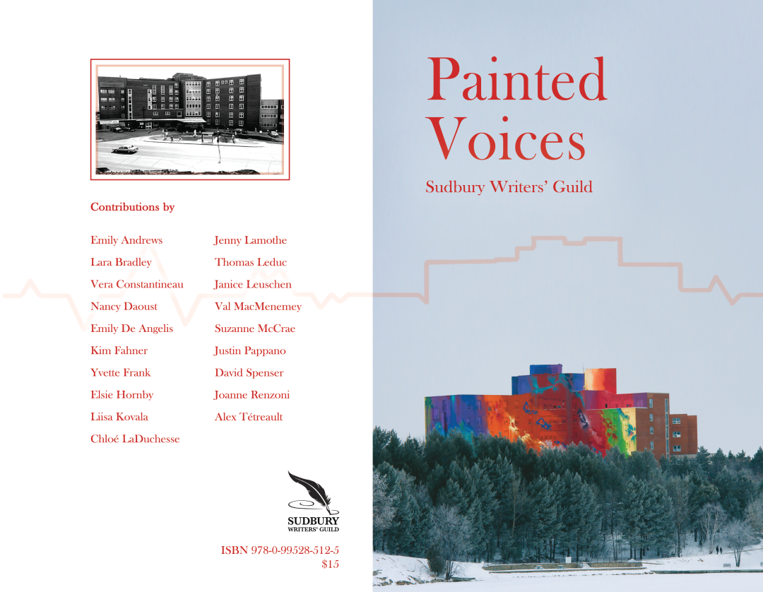 """Celebrating the Launch of """"Painted Voices"""""""